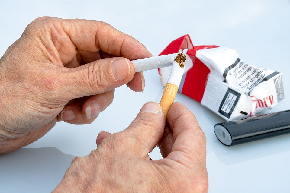 Hypnotherapy is excellent for quitting smoking